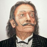 Picture of Dali from Per�