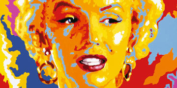 High quality prints of pop art images