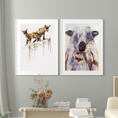 Buy online modern animal pictures