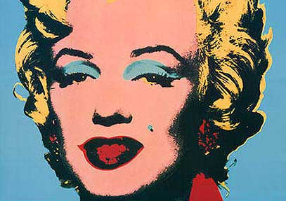 All Andy Warhol posters