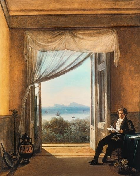 K.F.Schinkel in Naples