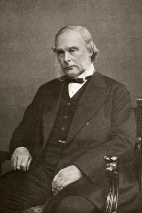 Joseph Lister, from ''The Year 1912'', published London, 1913 (b/w photo)