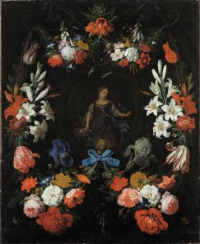 Garland of Flowers