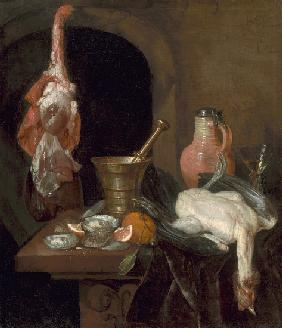 Preparations for a Meal