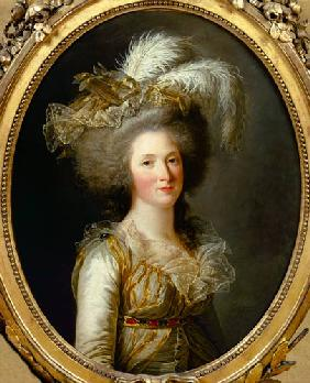Elisabeth of France (1764-94) called Madame Elisabeth
