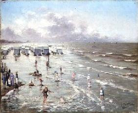 The Beach at Ostend