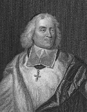 Jacques Bossuet; engraved by Richard Woodman