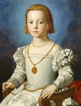 Portrait of Isabella de' Medici (1542-76)