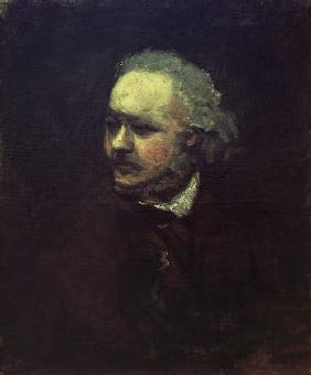 Daumier / Paint.by Daubigny / c.1860
