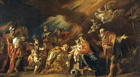 F.Fontebasso / Adoration of the Kings