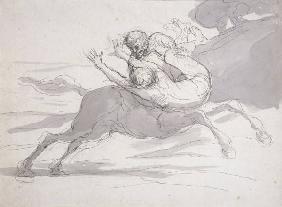 Honore Daumier / Centaure