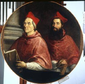 Two Cardinals / Ital.Paint./ C16th