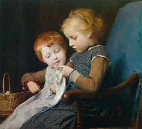 The little knitters
