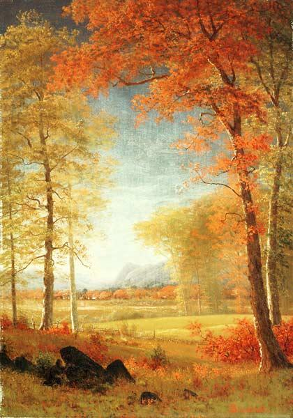 Autumn In America, Oneida County, New York