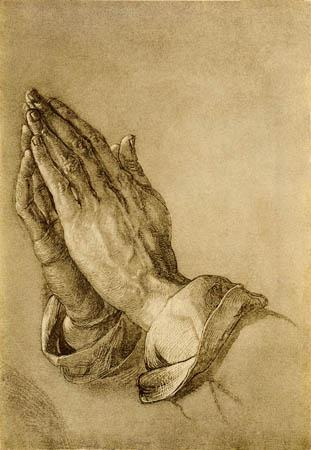 D�rer, Albrecht : Praying Hands