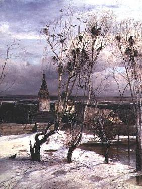 Savrasov, Alexej : The Rooks have Returned