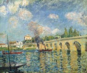 Sisley, Alfred : The Bridge