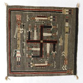 Blanket, early 20th century