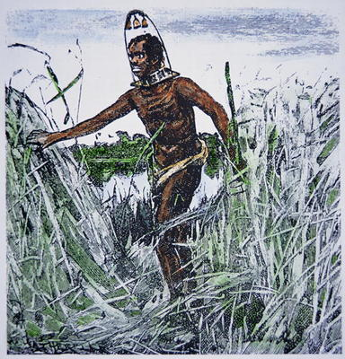 runaway slave Lyrics to runaway slave song by az: pitch black bare foot sprinting like a deer shook face like a werewolf quoting from the prayer book.