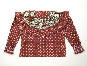 Woman's Blouse, Potawatomi