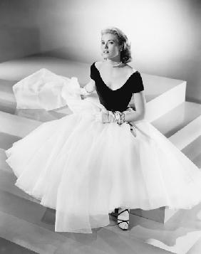 Grace Kelly, publicity shot for 'Rear Window'