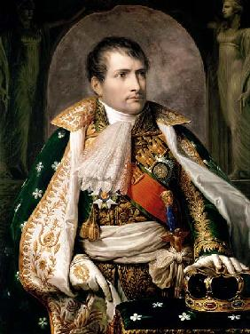 Napoleon voucher distinctive as a king of Italy (1769-1821)