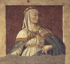 Queen Esther, from the Villa Carducci series of famous men and women