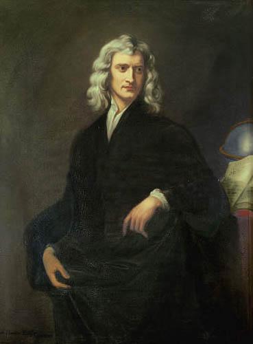 Title: Sir Isaac Newton