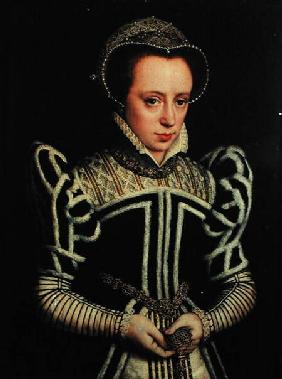 Tudor Lady, possibly Mary Queen of Scots