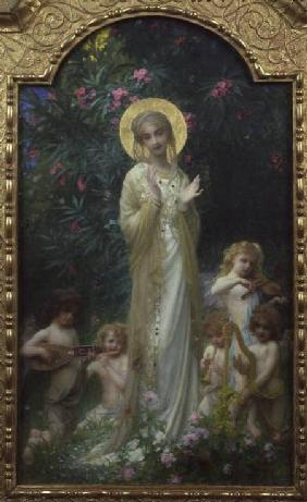 The Virgin in Paradise
