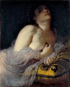 The Death of Cleopatra (first version)