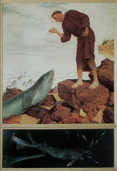 Saint Anthony Preaching to the Fish