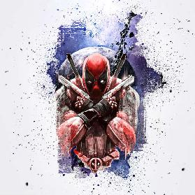 Deadpool III dessin