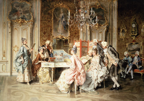 Arturo Ricci - The recitation