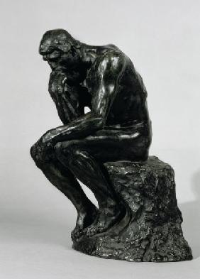 Rodin, Auguste : The Thinker (Le Penseur)