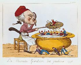 The Purifying Pot of the Jacobins