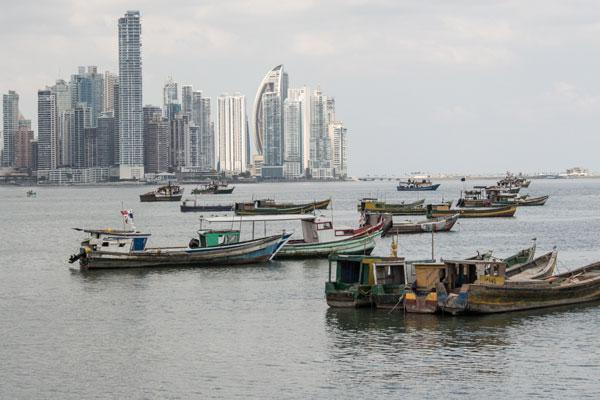 City Skyline (Panama)