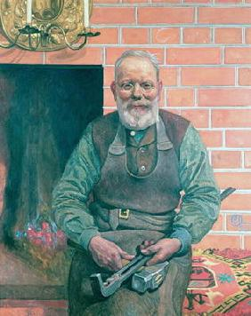 Erik Erikson, The Blacksmith