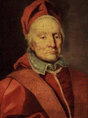 Pope Clement XI (1649-1721)