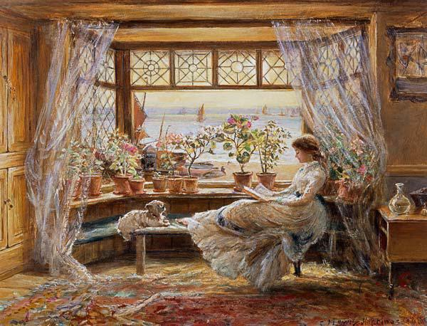 Reading by the Window, Hastings