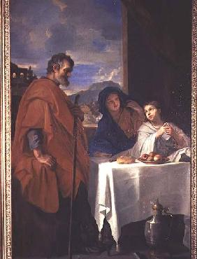 The Holy Family, or The Grace
