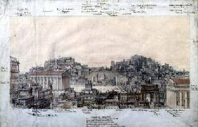 The Reconstruction of Ancient Rome at the Time of the Antonines