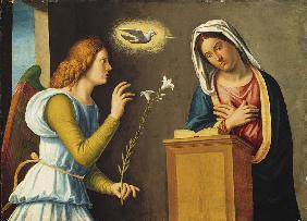 Annunciation to the Virgin, 1500/05