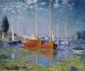Red Boats, Argenteuil