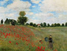 Poppies, Near Argenteuil