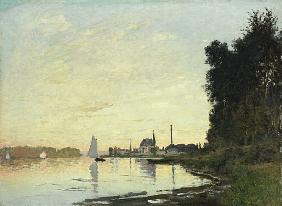 Argenteuil, Late Afternoon