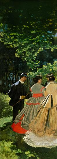 Dejeuner sur L'Herbe, Chailly