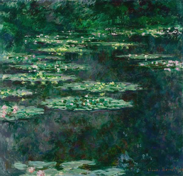 The Water Lilies (Les Nymphéas)