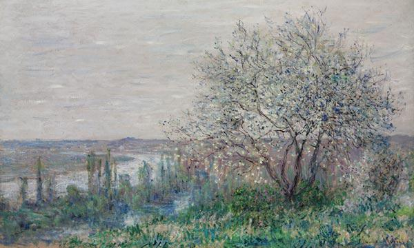 Spring mood in Vétheuil