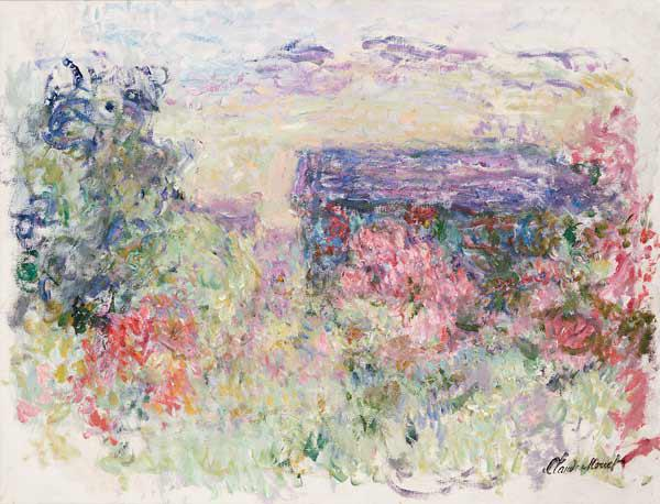 The House Through the Roses, c.1925-26